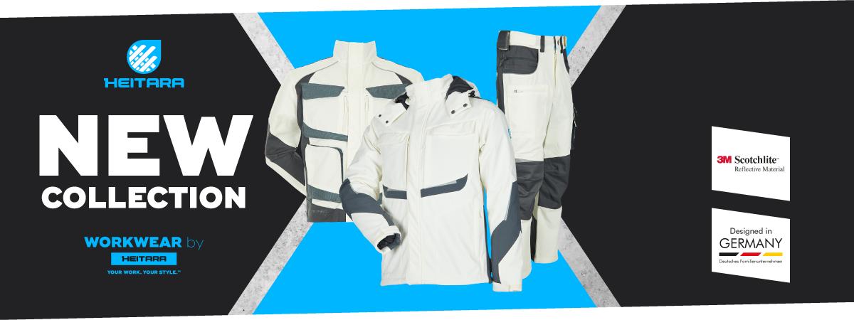 HEITARA® Workwear